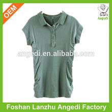stylish 95 cotton 5 spandex t shirts slim fit design for women