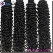 Direct Human Hair Factory Virgin Brazilian Wet And Deep Curl Hair