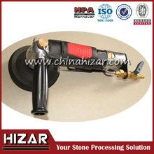 HIZAR brand stone slabs polishing machine for sale on alibaba with high quality
