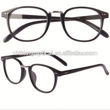 Black bamboo optical frames hand made acetate optical frames 9189 optical frame stores
