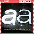 2014 novo quente única decorativa diferentes estilos de letras do alfabeto made in china