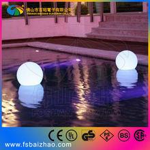 led big ball light color change waterproof