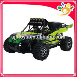 Wltoys K929 1/18 Electrical Proportional Desert Off-road RC Car Black & Green