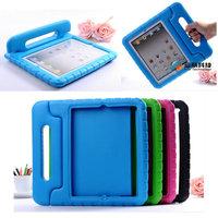 2014 Hot ROHS Nontoxic Kids Proof EVA Foam Case for ipad 5 4 3 2 With Handle