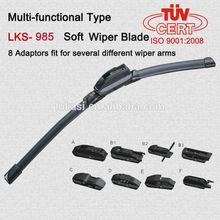 Car parts wholesale wiper blades rubber refill wholesale wiper blades wiper rubber graphitized