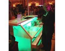Portable night club furniture movable night club bar bar furniture for sale