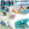 Cheap waterproof cell phone case for samsung galaxy s5 made in China