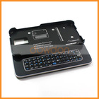 Black Folding Detachable Wireless Bluetooth Slide Keyboard Stand Cover Plastic Key For Samsung GALAXY S5 i9600