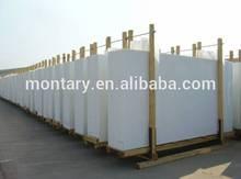 pure white artificial wholesale quartz slab