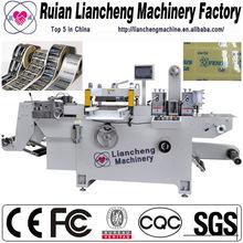 2014 hot sale automatic creasing die cutting machine