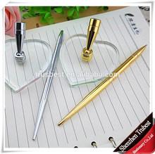 Desk silver pen , Desk gold pen , stand pen