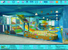 (HLD-0709I) kids play gym ,indoor play gyms for toddlers,indoor playground mats