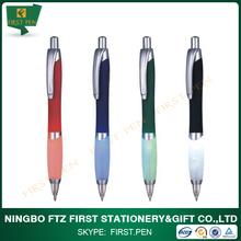 new design multifunctional ball pen with led light