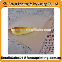 Hot Chicken Garlic Bread Food Pack Printed Aluminum Foil Lined Laminate Paper Bag,Paper Aluminum Pack Bag