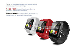Smart hand watch mobile phone price U8 for iPhone 4/4S/5/5S Samsung S4/Note 2/Note 3 HTC Android Smartphone,tablets and PC