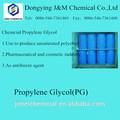 Materiale chimico grezzo di poliesteri insaturi- glicole propilenico