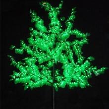 decorative waterproof Orange LED Tree Lighting 2m,LED lighting tree christmas cherry blossom yard art