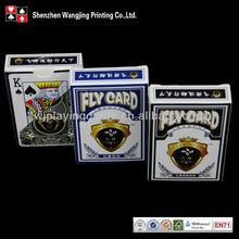 Blue Core Paper Playing Card,Shenzhen Wangjing Printing Factory