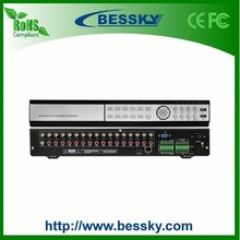 hot sale 16 ch d1 cctv dvr support ptz usb vga