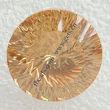 gets cúbicos circonia facetas ruby del grano