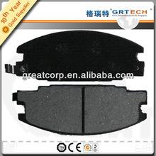 High performance ISUZU brake pads D-4029