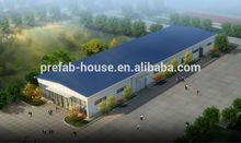 United Arab Emirates prefab steel warehouse