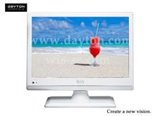 De alta calidad entrega rápida smart tv china 13.3 pulgadas lcd tv mini dvd combo