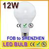 100% Quality Assurance 12w 7w high power led bulb light