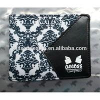 Men wallet leather/Men wallet wholesale/Wallet case