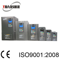 AC Drive 380V 7.5KW Inverter 3-phase variable frequency inverter 50hz / 60hz to 400hz