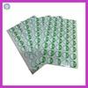 Round Shaped Custom QC Passed Sticker,Adhesive Paper QC Passed Sticker,Green Round QC Passed Sticker