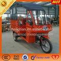motorizada de passageiros motocicleta de três rodas triciclo