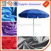 Double layer folding fishing umbrella windproof sun rain anti ultraviolet polyester taffeta fabric keqiao shaoxing manufacture