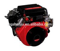 Chongqing Manufactured 2V78 4 Stroke Twin Cylinder Gasoline Engine