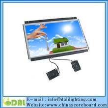 7 8 10 11.6 15.6 inch open frame lcd vending