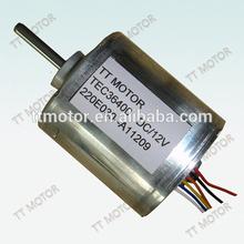 12v 24v 36v brushless motor controller