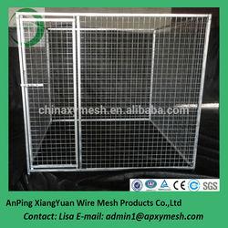 Welded Wire Mesh Outdoor Dog Kennel
