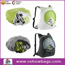 folding bag promotion popular shopping bag recycled pet bottles non woven bag