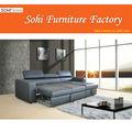 Sofá roxo camas, Antigo sofá cama de ferro