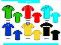 famoso nuevo diseño de camisas de polo camisetas para hombres