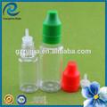 20ml pet garrafa de líquido e criança/invioláveis& triângulo
