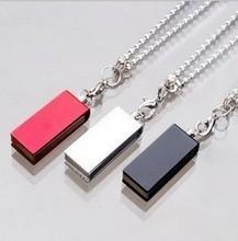 Mini rotate custom USB Flash Drive (4GB)