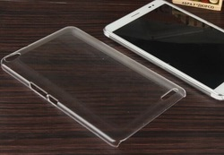 clear Transparent pc crystal case for huawei honor x1