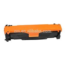 best quality CE410X BK premium laser toner cartridge for HP LeaserJet400,475,451,300,375