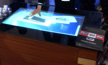 """2014 Good Price 42"""" Interactive Touch Foil,Capacitive Multi-Touch Foil,Multi-Touch Film"""