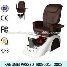 2014 pedicure spa shoes&manicure pedicure chair& portable luxury foot massage chair (KM-S171-7)