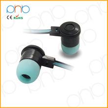 SM134 alibaba earphone flat cable, earphone spy
