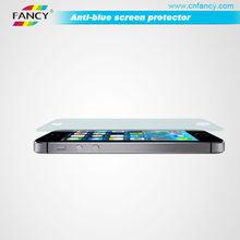 hot ! premium material 3H anti-blue screen protector for phone