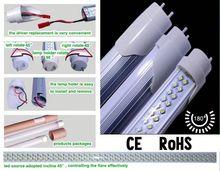 compatiable fluorescent ballast T8 led tube,usb led light tube speakers,3 years warranty led t8 tube