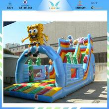 SpongeBob inflatable slide price